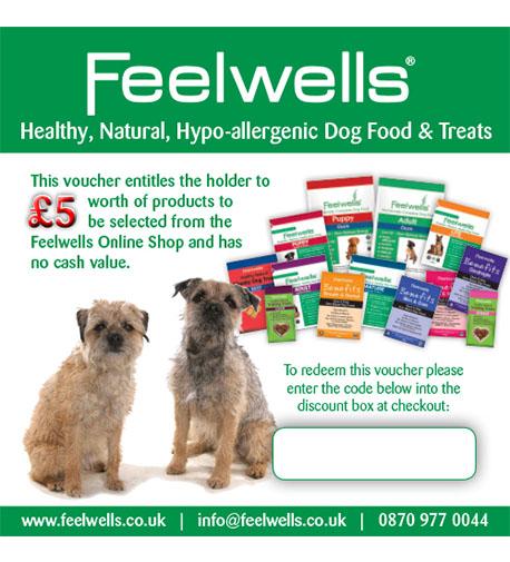 Feelwells – Treat Your Dog Well